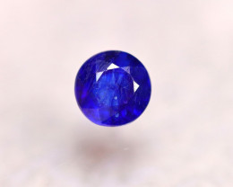 Ceylon Sapphire 1.92Ct Royal Blue Sapphire E0516/A23