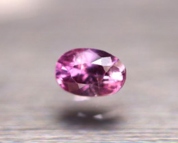 Unheated 0.90Ct Natural Unheated Purple Sapphire E0519/B32
