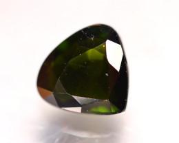 Tourmaline 4.00Ct Natural Dark Green Color Tourmaline E0529/B19