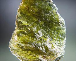Shiny Real Moldavite CERTIFIED