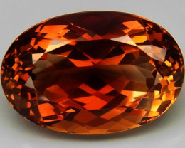 11.98 ct. 100%  Natural Topaz Brazil - IGE Certified