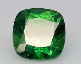 2.65Crt Green Topaz Natural Gemstones JI8