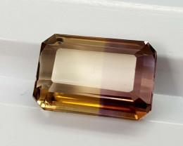 3.15Crt Bolivian Ametrine Natural Gemstones JI8