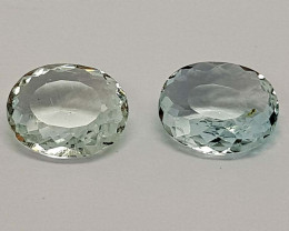 2.65Crt Aquamarine Natural Gemstones JI9