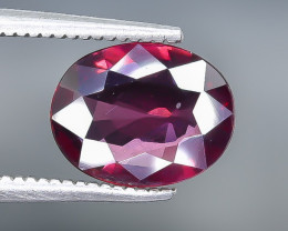 2.02 Crt  Rhodolite Garnet Faceted Gemstone (Rk-28)