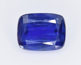 2.22 Crt Kyanite  Faceted Gemstone (Rk-28)