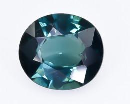 1.27  Crt  Tourmaline Faceted Gemstone (Rk-28)