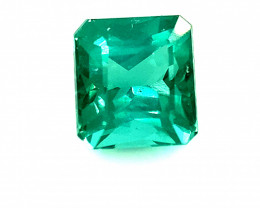 Blue Green Tourmaline 1.50ct