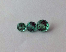 2.42 Colombian Emerald Lot