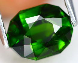 Chrome Diopside 1.61Ct Precision Master Cut Natural Chrome Diopside AN0223