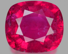 15.60 Cts Un Heated Pink Color Natural Rubellite  Loose Gemstone