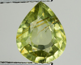 1.77 CT NATURAL  ZIRCON SPARKLING LUSTER Z5
