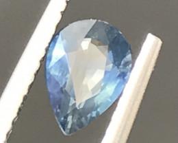 0.60 Carats sapphire Gemstone