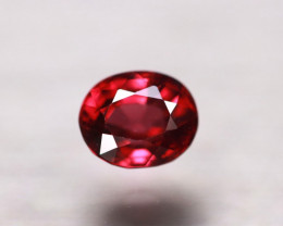 Rhodolite 1.51Ct Natural Red Rhodolite Garnet E0707/B26