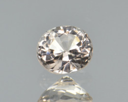 Natural Topaz 0.67 Cts Rare Gemstone from Katlang, Pakistan