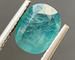 1.79 Carats Rare Grandidierite Gemstone