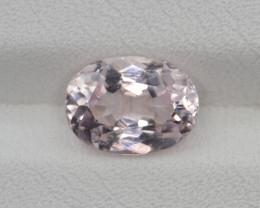 Natural Pink Topaz 2.26 Cts Rare Gemstone from Katlang, Pakistan