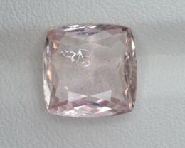 Natural Pink Topaz 4.53 Cts Rare Gemstone from Katlang, Pakistan