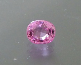 0.67ct VVS Unheated pink sapphire