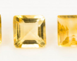 3.30 mm Citrine 1.35 ct Brazil GPC Lab
