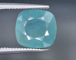 2.80 Crt Natural Grandidierite Faceted Gemstone.( AB 58)