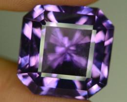 15.60 ct Sparkling Color Natural Amethyst~SB