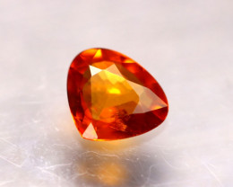 Garnet 1.23Ct Natural Vivid Orange Spessartite Garnet D0801/B34