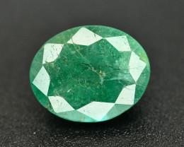 2.20 Ct Brilliant Color Natural Zambian Emerald