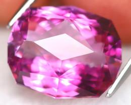 Pink Topaz 13.59Ct VVS Precision Master Cut Natural Pink Topaz AN0327