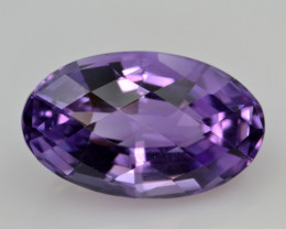 Natural Amethyst 25.36 Cts Top Clean Gemstone