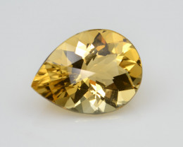 Natural Citrine 12.51 Cts Faceted Gemstone