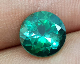 2.45Crt Green Topaz Natural Gemstones JI10