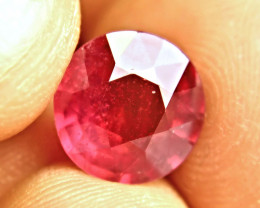 6.07 Carat Fiery, Vibrant Ruby - Gorgeous