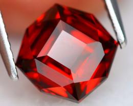 Spessartite 2.67Ct VVS Master Cut Natural Spessartine Garnet AN0258