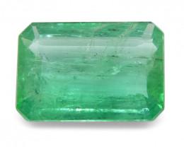 1.62 ct Emerald Cut Emerald