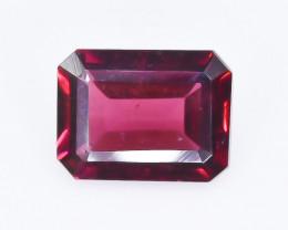 1.84 Crt Natural Rhodolite Garnet  Faceted Gemstone.( AB 59)
