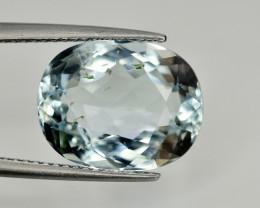 7.10 Carat Natural Amazing Aquamarine Gemstone