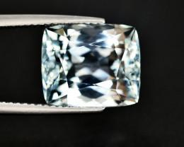 7.35 Carat Natural Amazing Aquamarine Gemstone