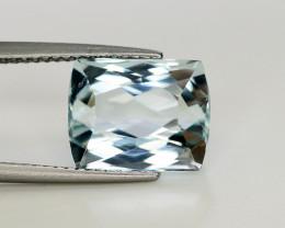 6.35 Carat Natural Amazing Aquamarine Gemstone