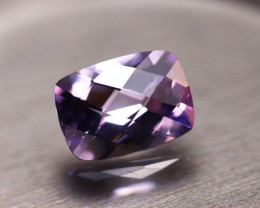 Lavender 5.76Ct Natural Master Cutting Lavender Amethyst E0909/A2