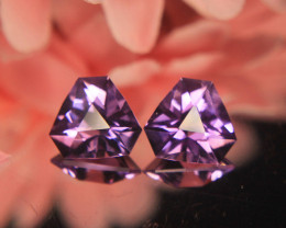 Master Cut Amethyst Gemstone Cut by Master Cutter