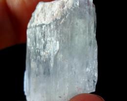 110.85 CT Natural ~ Unheated Kunzite Crystal