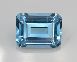 Natural Sky Blue Topaz 12.94 Cts Good Luster
