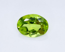 1.69 Crt Peridot Faceted Gemstone (Rk-30)