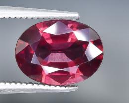 2.93 Crt  Rhodolite Garnet Faceted Gemstone (Rk-30)