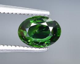 0.75 Crt Chrome Tourmaline  Faceted Gemstone (Rk-30)
