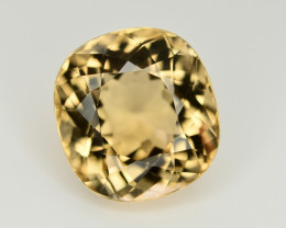 5.20 CT NATURAL HELIODOR YELLOW BERYL LOOSE GEMSTONE