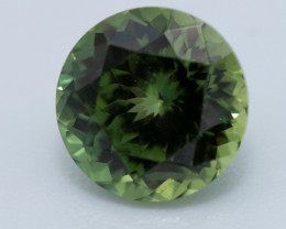 .85  CTS.  SAPPHIRE, GREEN