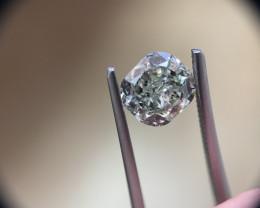 Loose Green Diamond