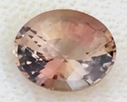 1.95ct Luminous Peach Tourmaline - Nigeria  - A128 G260